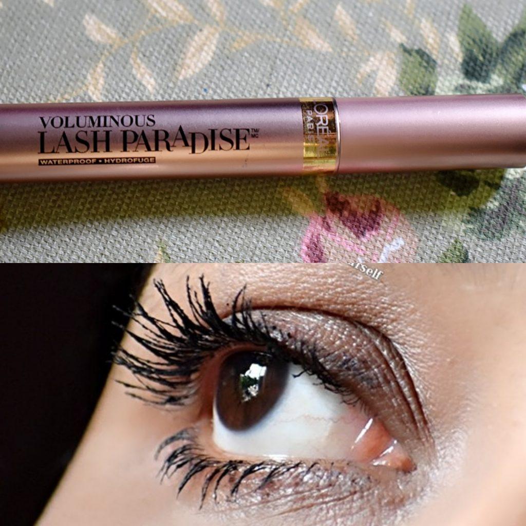 featured image pf loreal lash paradise mascara