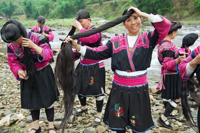 yao tribe women