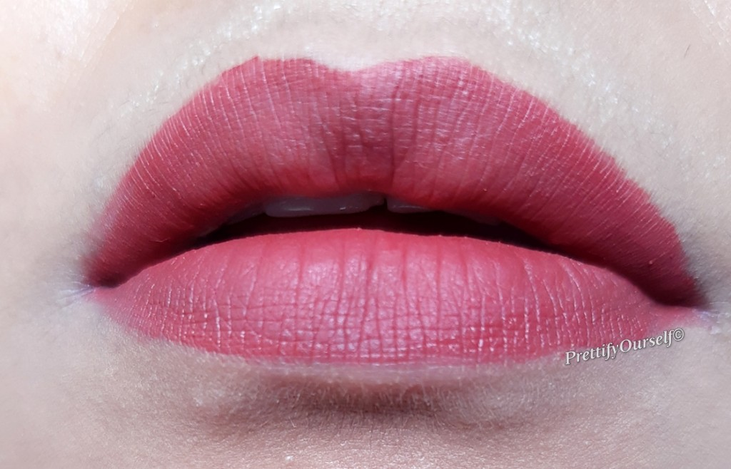 9to5 mousse lip and cheek colour from lakme