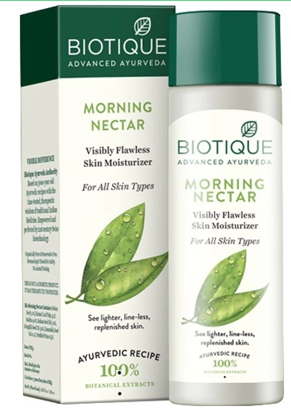 biotique morning nector moisturizer