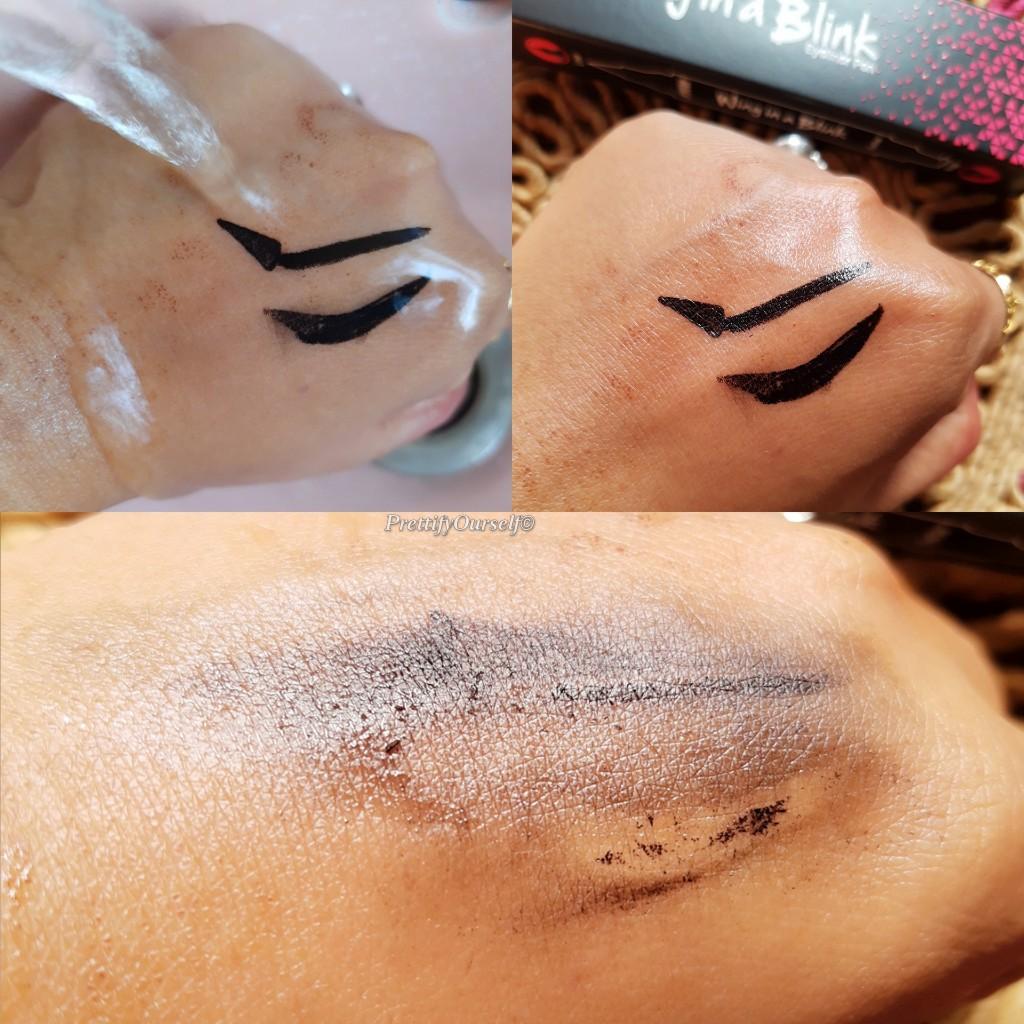 nykaa eyeliner black