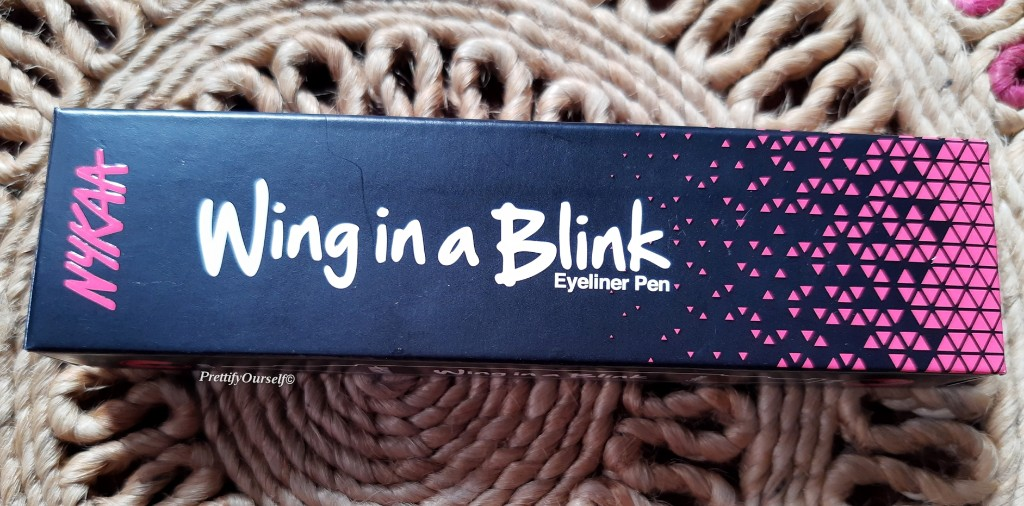 nykaa wing in a blink eyeliner price