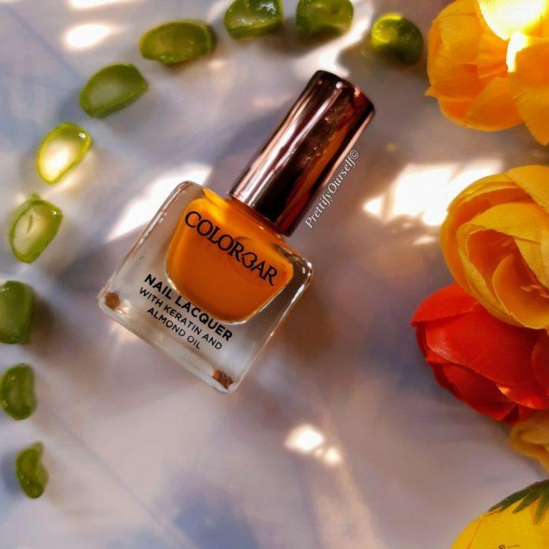 colorbar nail polish review