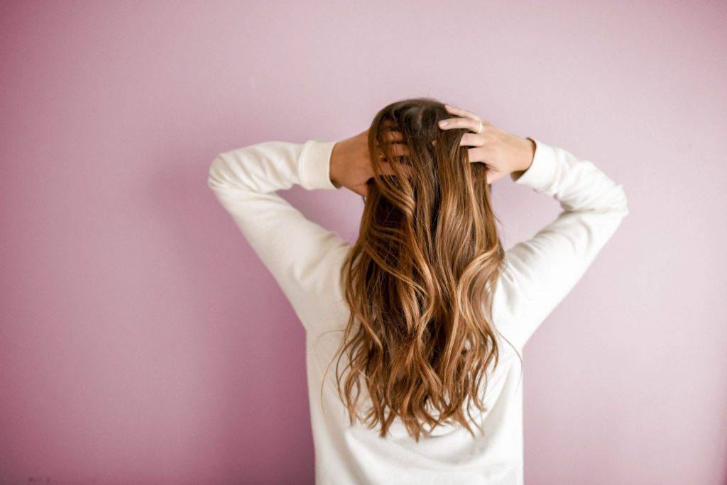 oily scalp and dry hair care