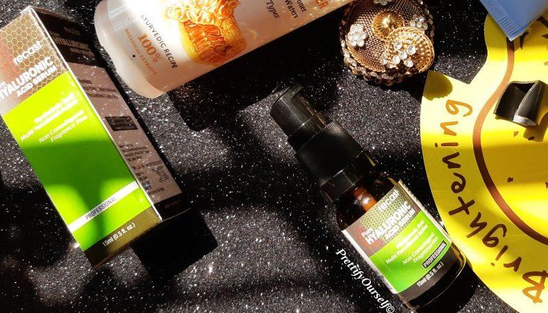 recast hyaluronic acid serum packaging