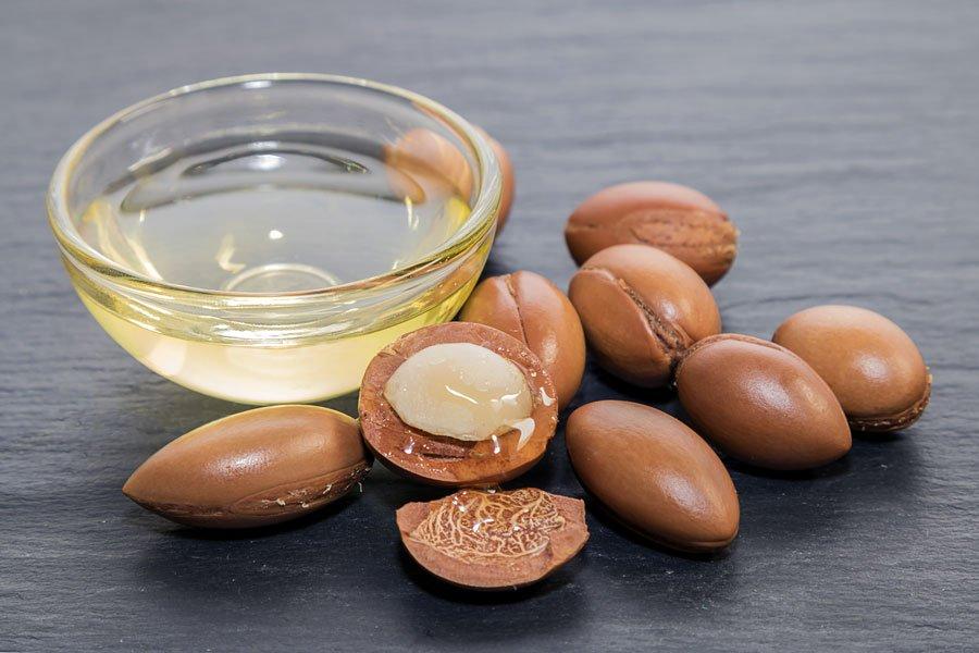 Argan oil nut