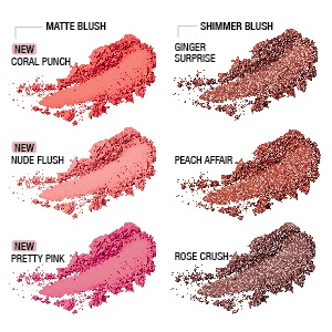 lakme 9to5 pure rouge blusher shades