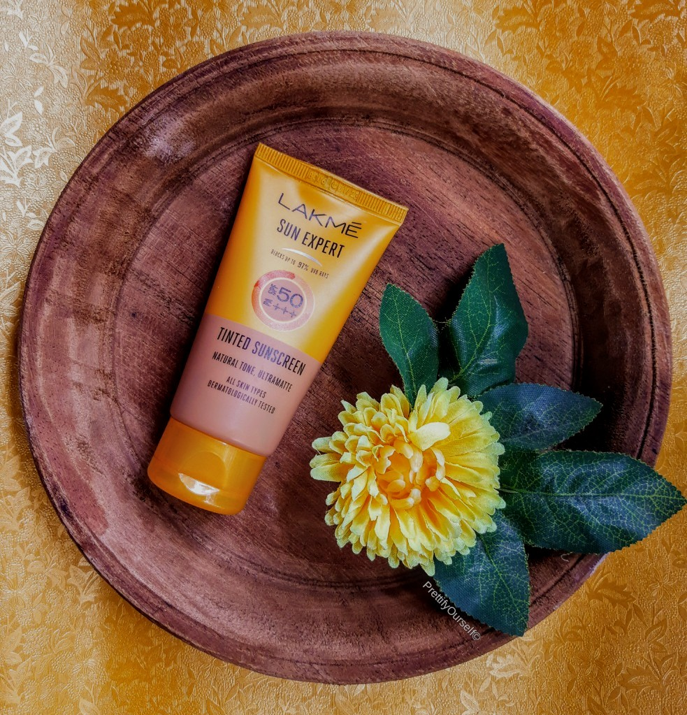 lakme sunexpert tinted sunscreen spf 50