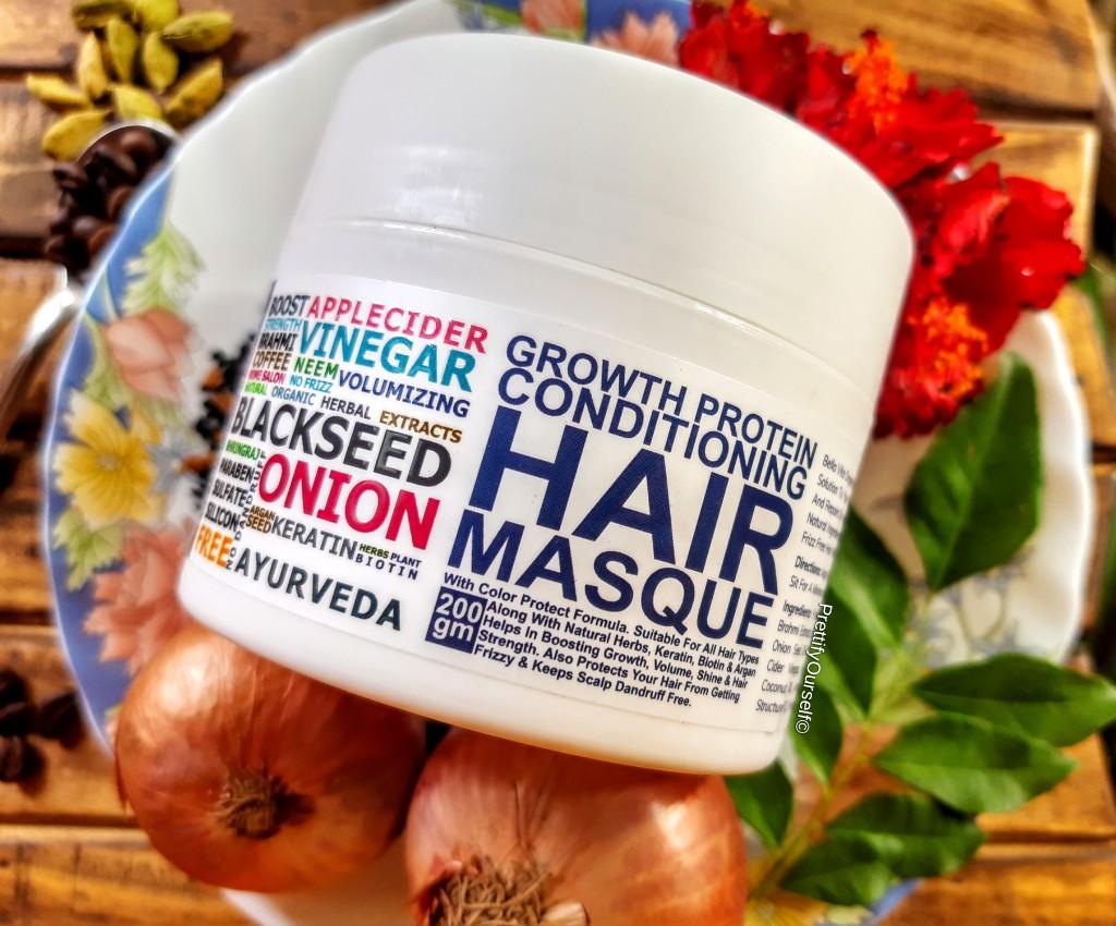 bella vita organic deep conditioning protein hair mask