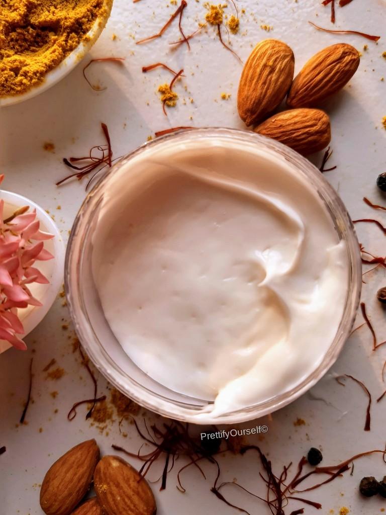 skin correcting cream of the glow rituals
