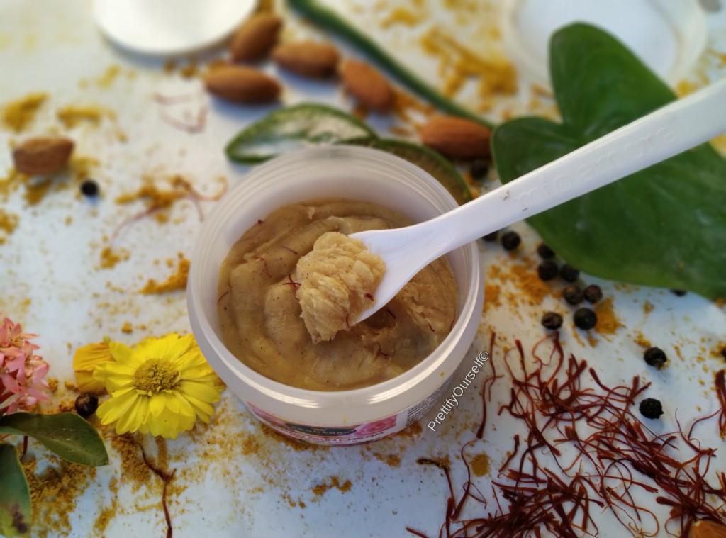 aromanna naturals face balm review