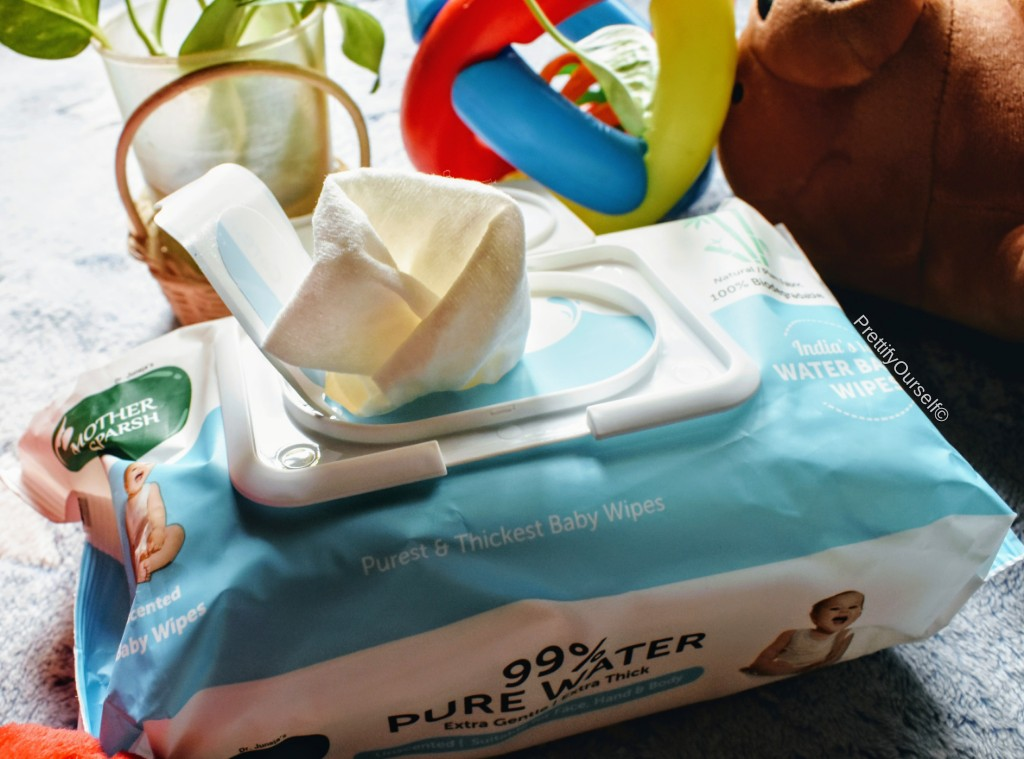 5 best plant based baby wipes in India under 300 rupees