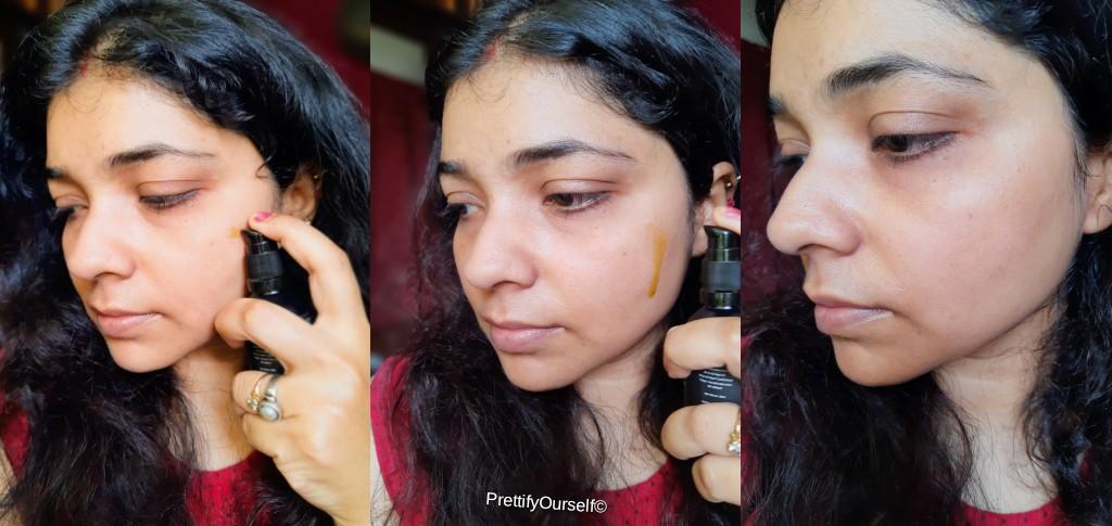 application of cbd oil for skincare