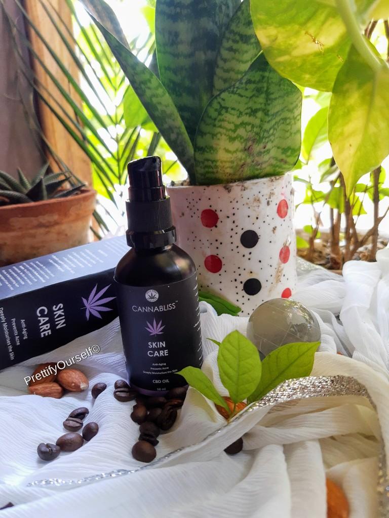 benefits of cbd oil for skincare