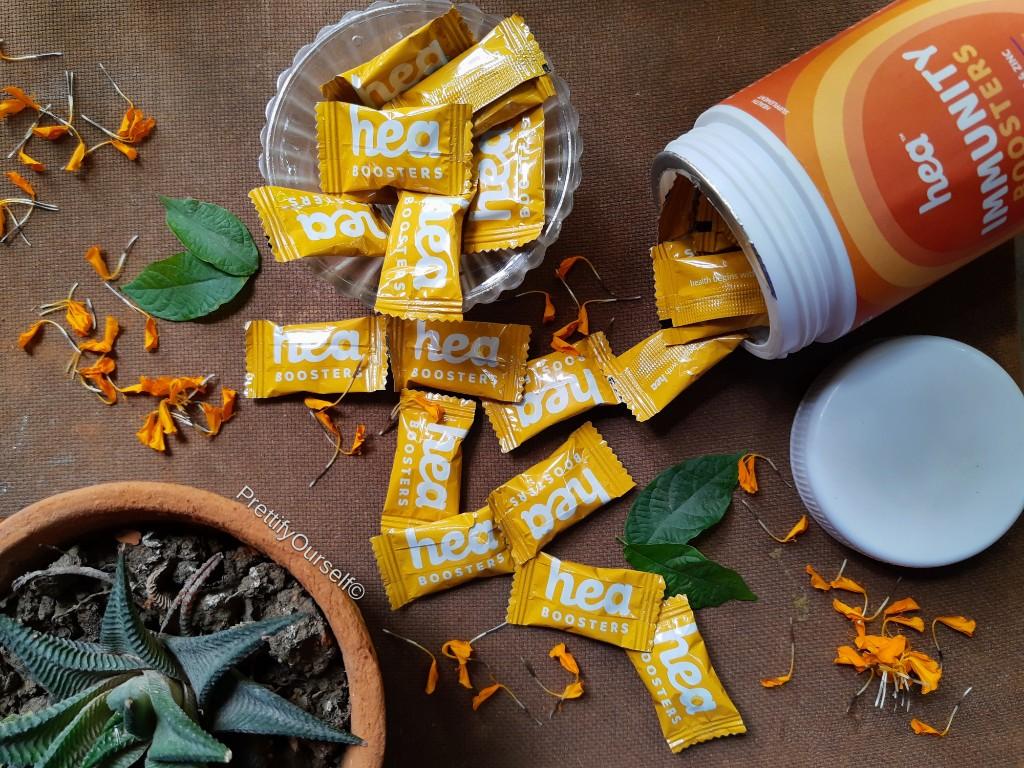 hea immunity boosting gummies