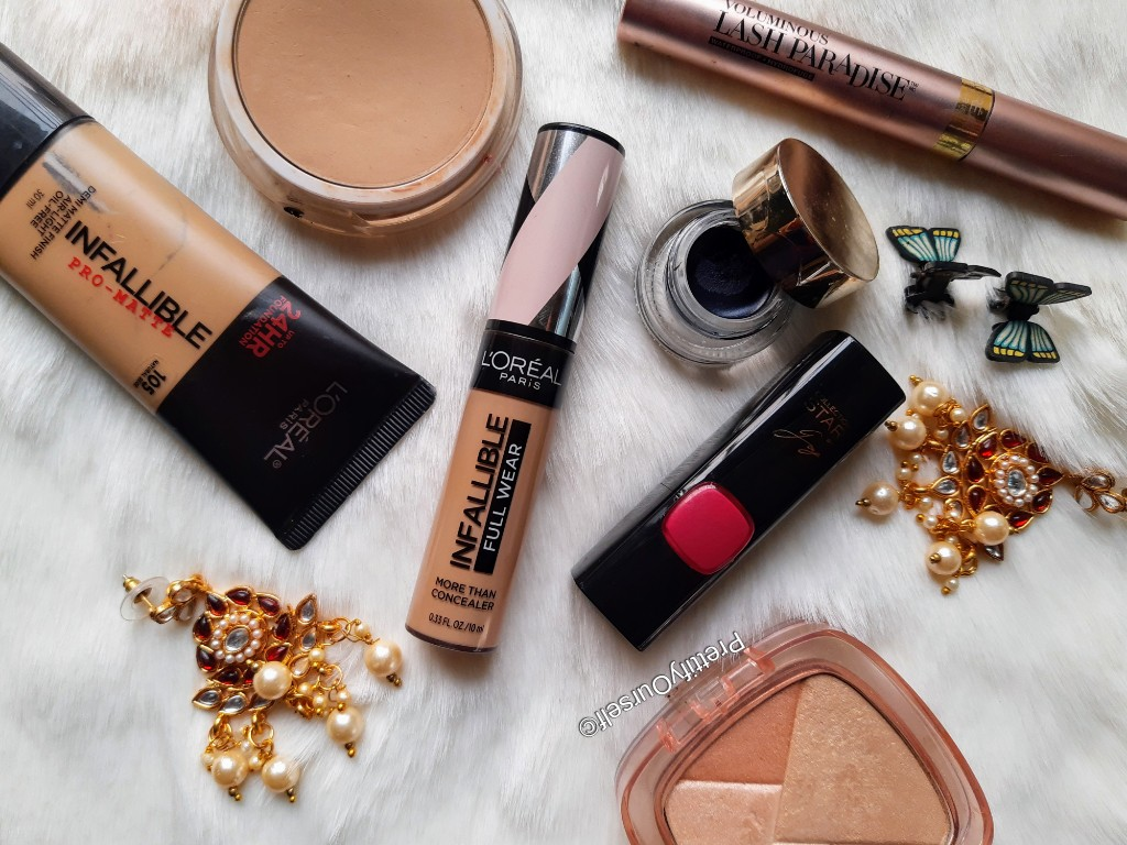 L'oreal Infallible Concealer 312