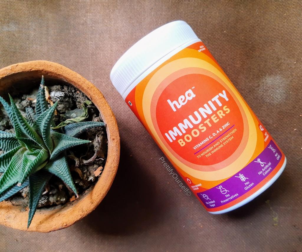hea immunity boosting gummies review