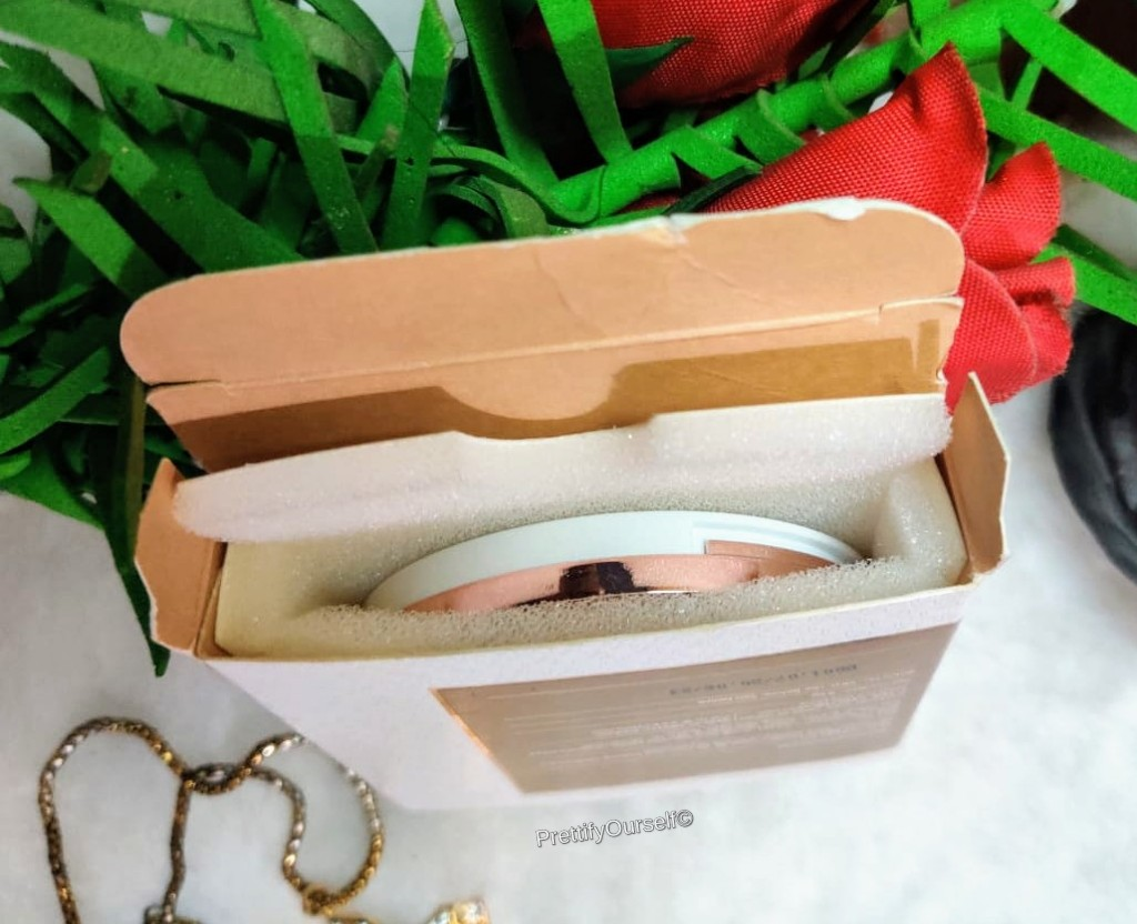 packaging of kay beauty products